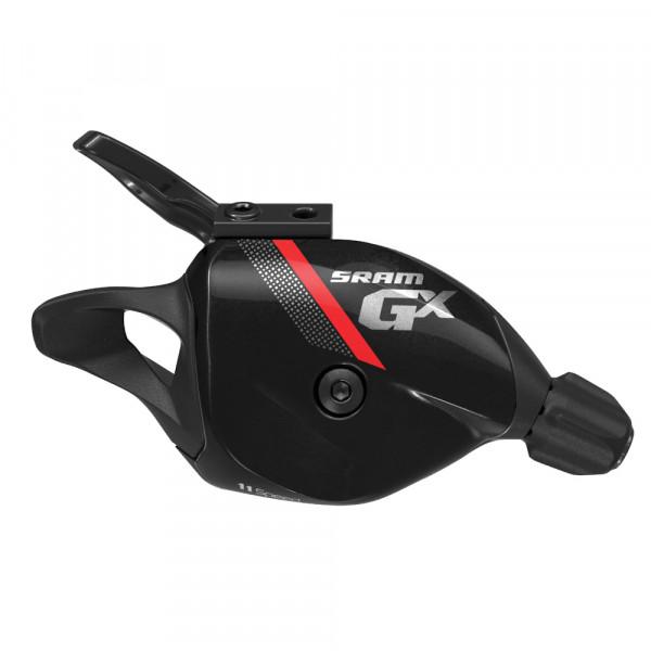 GX 11-fach Trigger Schalthebel rot