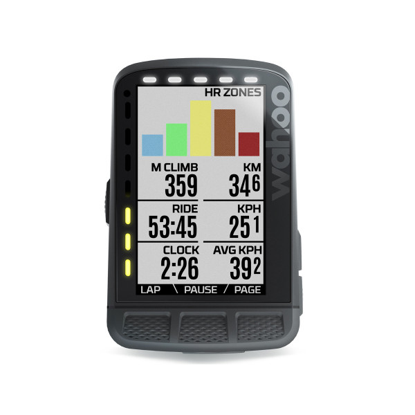 Elemnt Roam GPS Fahrradcomputer - Schwarz