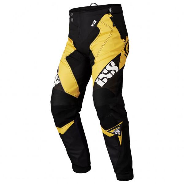 Vertic 6.2 DH Pants Hose - yellow/black