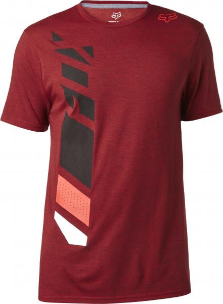 Side Seca Tech T-Shirt - Heather Red