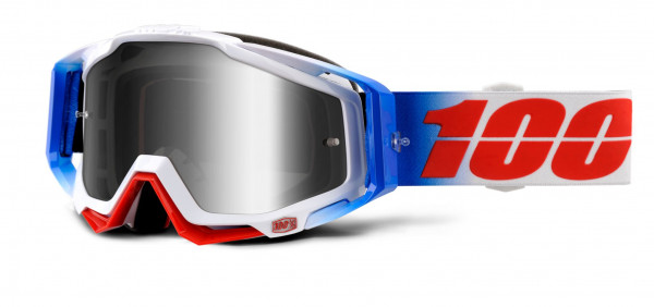 Racecraft Goggle - Fourth - Mirror Lens