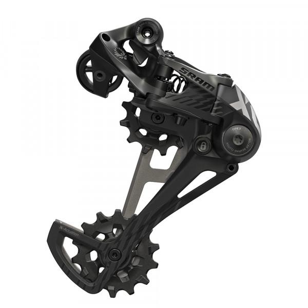 X01 Eagle Schaltwerk Type 3 12-fach - schwarz