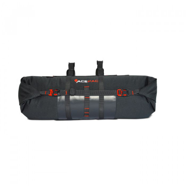 Bar Roll Lenkertasche - gray
