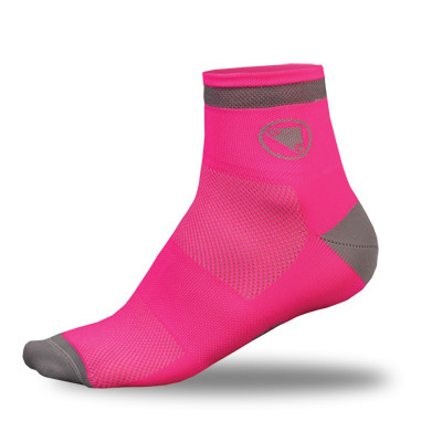 Wms Luminite Socken Doppelpack - Neon Pink