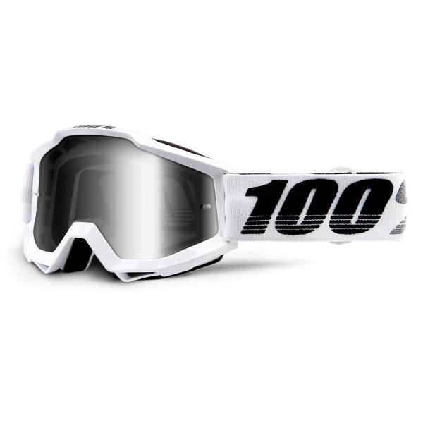 Accuri Goggle Anti Fog Mirror Lens - Galactica