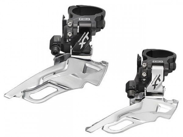 Deore XT FD-M786 2x10 Umwerfer - Down Swing