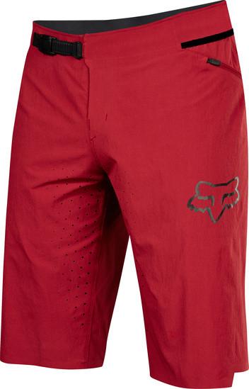 Attack Shorts No Liner - Dark Red