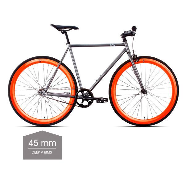 Barcelona Singlespeed/Fixed Bike - 45 mm Deep V Felgen