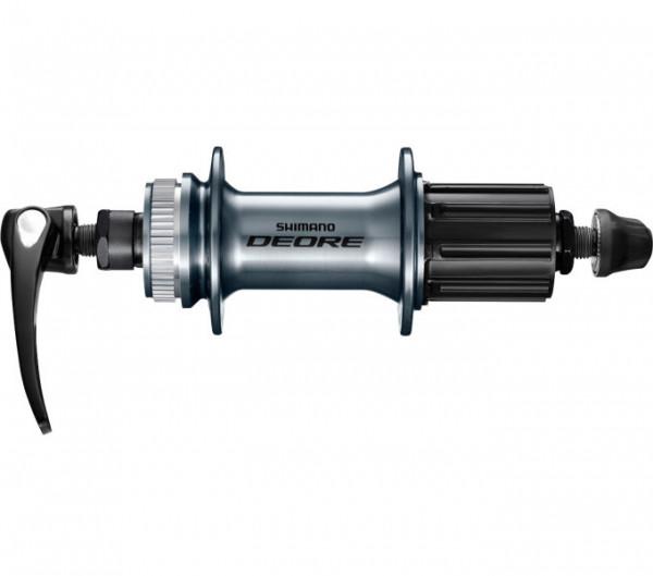 Hinterradnabe DEORE FH-M6000 - silber