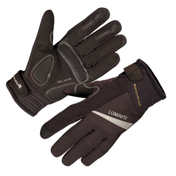 Luminite Handschuh - Schwarz