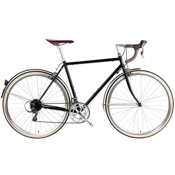 Del Rey City Bike - metallic black