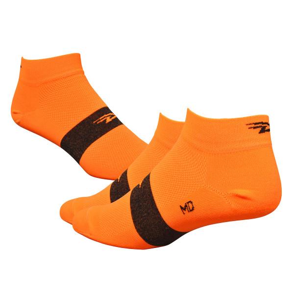 Aireator Socken - Orange/Schwarz