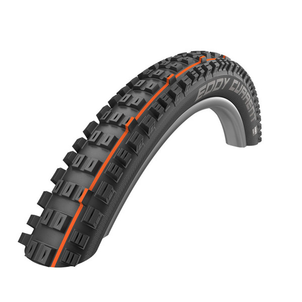 Eddy Current Front 27.5x2.80 Zoll Super Gravity - Snake Skin TLE - Addix Soft