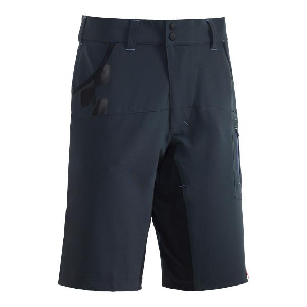 MOTION Shorts inkl. Innenhose - schwarz