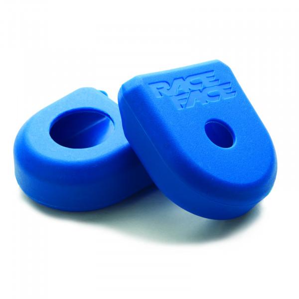 Crank Boots Kurbel Guards - blau