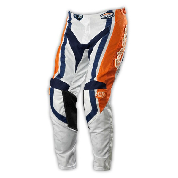 GP Air Pant Bike Hose - Factory Orange/Blue