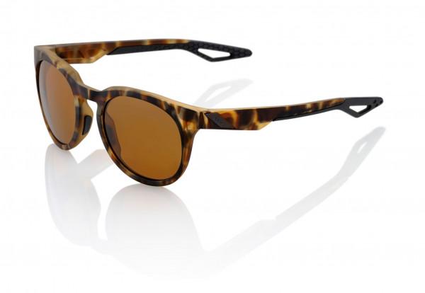Campo Sonnenbrille - PeakPolar - Soft Tact Havana
