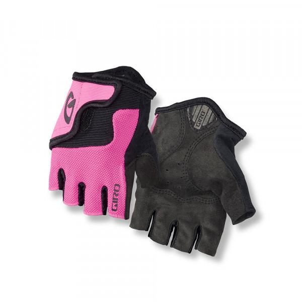 Bravo Kinder Handschuhe - Pink/Schwarz