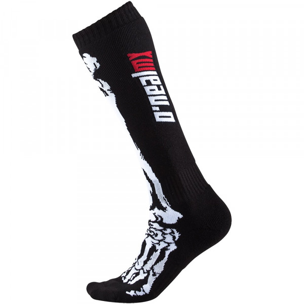 Pro MX Socks - Xray - black/white