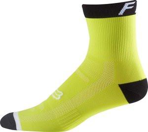 Trail Performance Socks - Flo Yellow