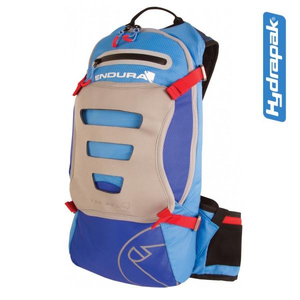 SingleTrack Hydrapak Backpack Rucksack - blau