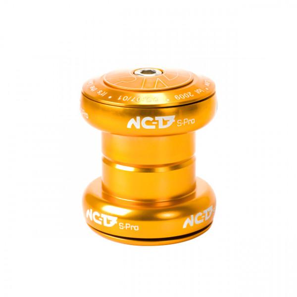 Imperator Super Pro 1-1/8 Steuersatz EC34/28,6 - EC34/30 - Gold