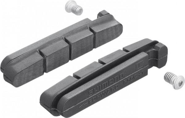 R55C+1 Bremsbelag für Cartridge Bremsschuh 2 Paar