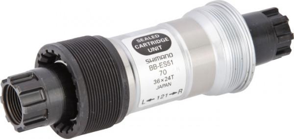 BB-ES51 OCTALINK Innenlager 70 mm ITA 121 mm