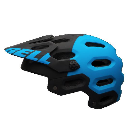 Super 2 MIPS 16 Matte Black/Blue Aggression