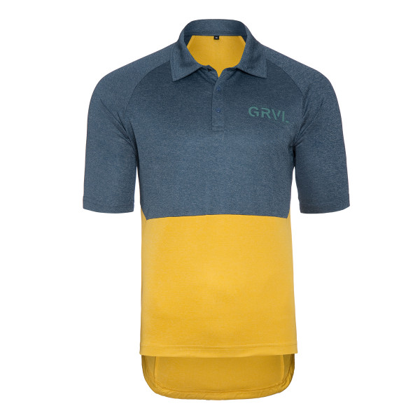 Polo Jersey Yellow