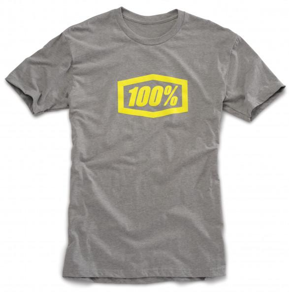 Essential T-Shirt - Heather Grey