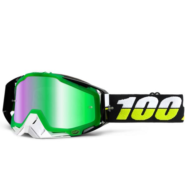 Racecraft Premium MX Goggle - Simbad Mirror Lens