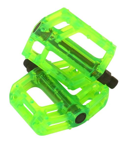 Sudpin Zero Pro Pedale - grün