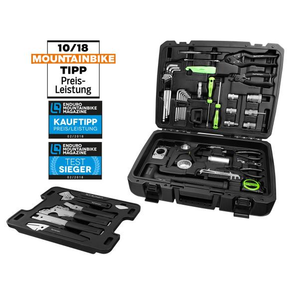 Studio Tool Box Werkzeugkoffer - 37 teilig