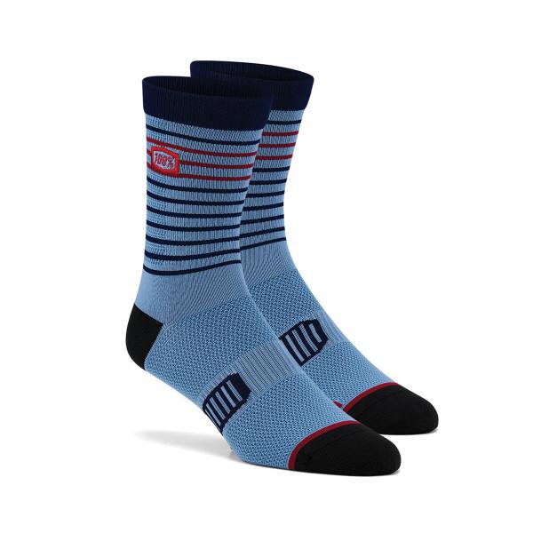 Advocate Performance Socken - Blau