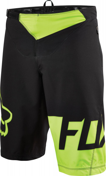 Flexair Short - schwarz