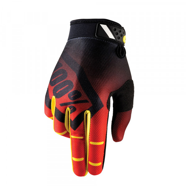 Ridefit Handschuh - Corpo Red