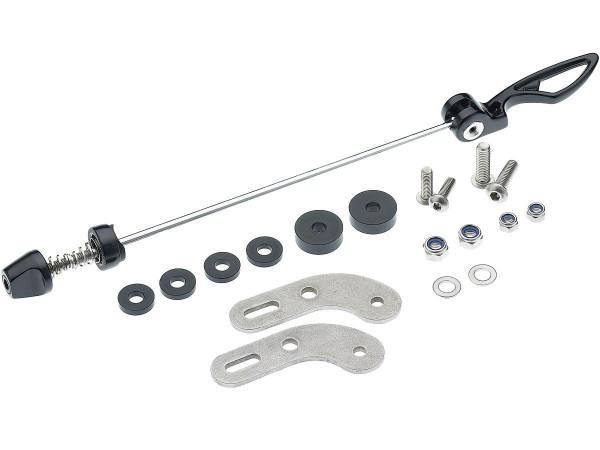 Schnellspanner-Adapter für Hinterradträger