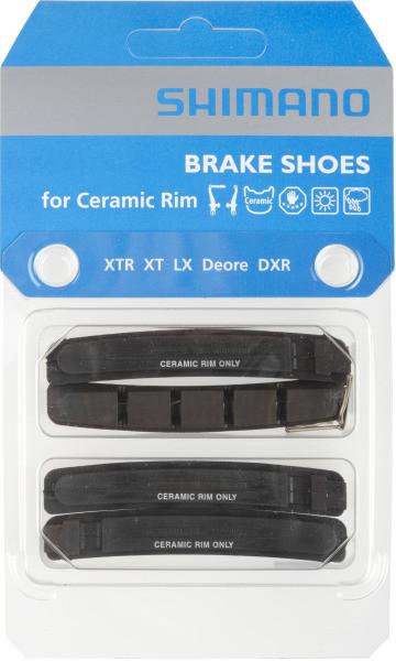 M70R2C Bremsbelag für Cartridge Bremsschuh 2 Paar