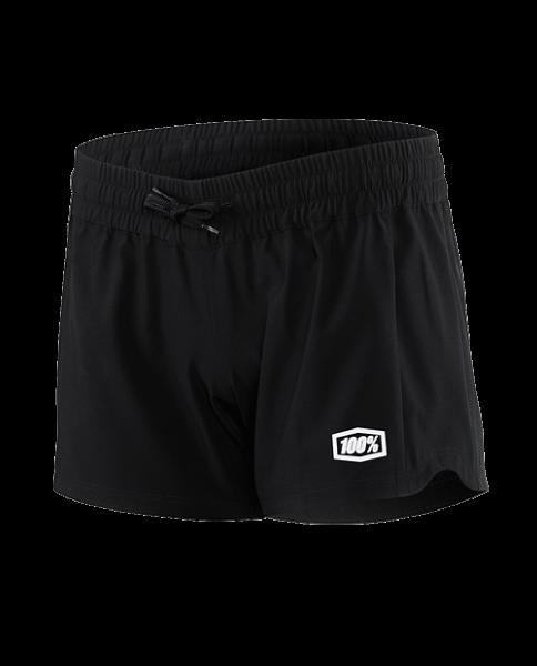 Athletic Shorts Women - draft black