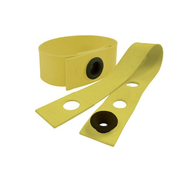 Strap für Hosenbund - gelb