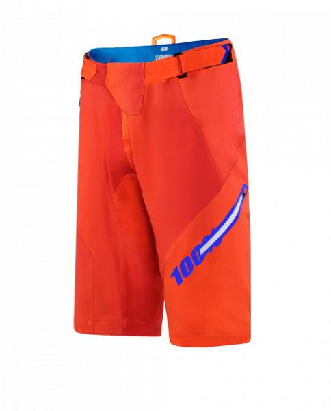Airmatic Blaze Enduro/Trail Short - Orange
