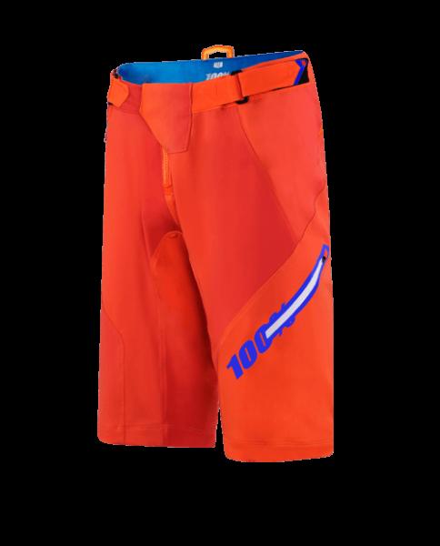 Airmatic Blaze Enduro/Trail Short - Orange