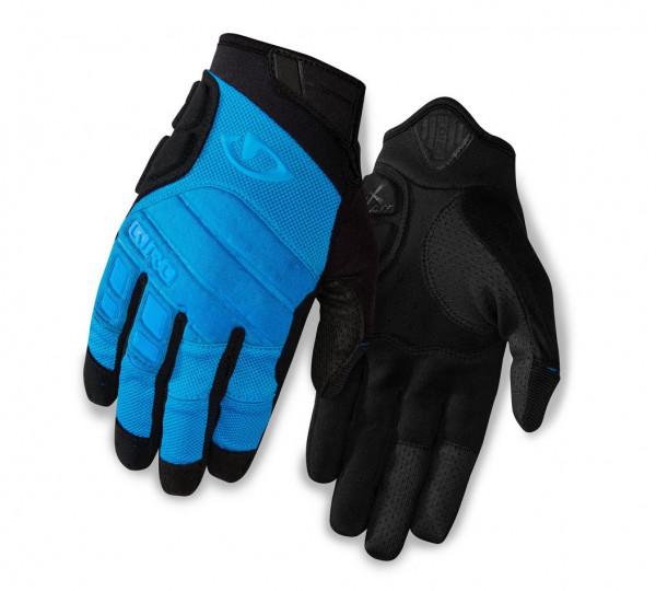 Xen Handschuhe - blue jewel/black