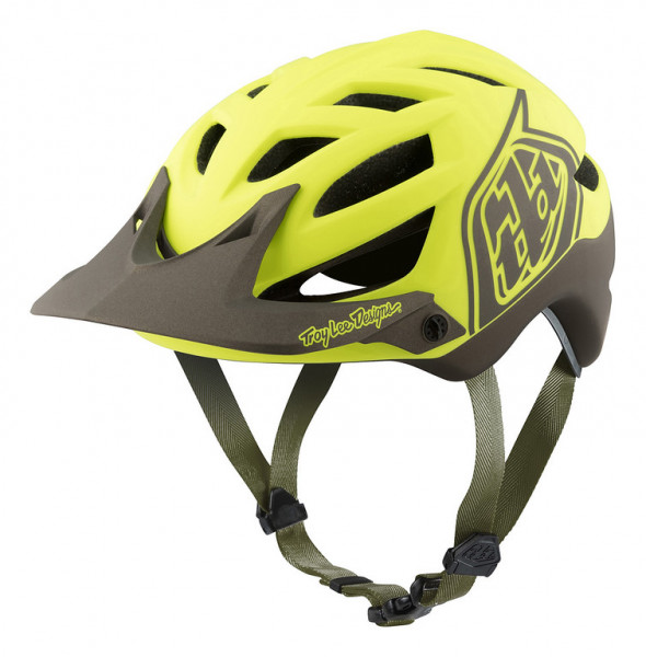 A1 Helm (Mips) Classic Yellow/Black