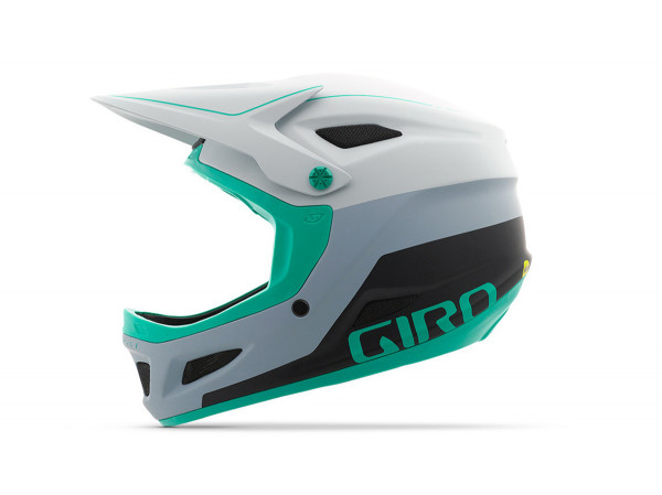 Disciple Mips DH Helm - Turquoise/Grey