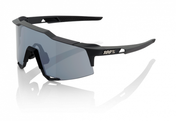 Speedcraft Sportbrille - Tall - Smoke Lense - Soft Tact Black
