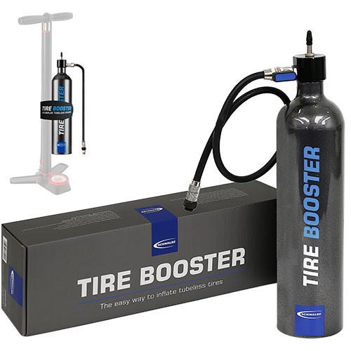 Tire Booster inkl. Halteriemen