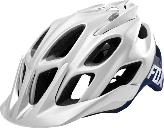 Flux Helm - Creo White/Blue
