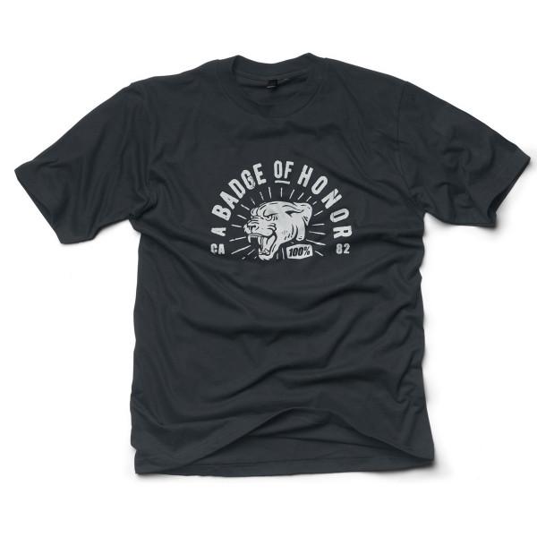 Badger T-Shirt charcoal